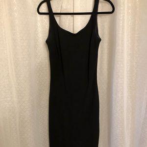 Evan Picone Black Dress